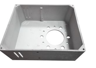 Powder Coating Explosion Proof Box OEM ODM Accepted With A356 Custom Material