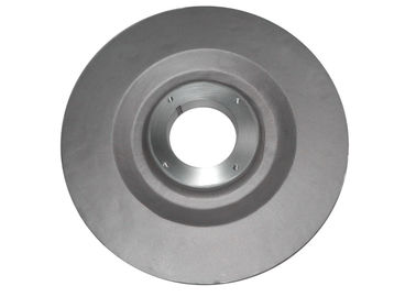A356 JIS Aluminum Tube Flange , High Electrical Conductivity Aluminum Floor Flange